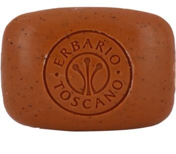 Erbario Toscano Black Pepper tuhé mýdlo s hydratačním účinkem