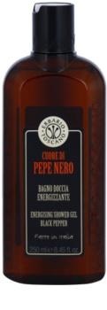 Erbario Toscano Black Pepper energizujúci sprchový gél