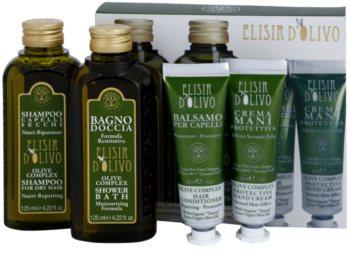 Erbario Toscano Elisir D'Olivo Cosmetic Set II.