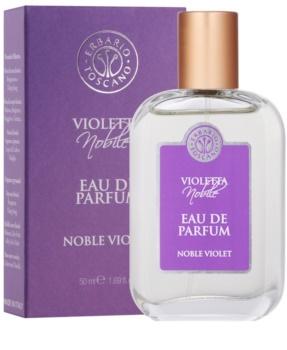 Erbario Toscano Noble Violet eau de parfum nőknek 50 ml