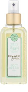 Erbario Toscano Primavera Toscana huile sèche corps pour un effet naturel