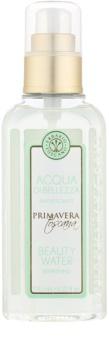 Erbario Toscano Primavera Toscana parfümözött testvíz frissítő hatással