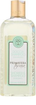 Erbario Toscano Primavera Toscana docciaschiuma e shampoo ultra-delicato 2 in 1