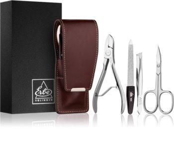 Erbe Solingen Manicure Manicure Set 4 pcs