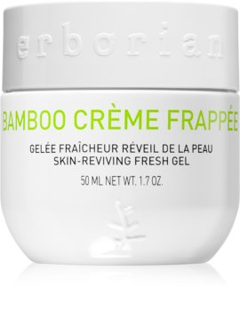 Erborian Bamboo gel crema revigorant cu efect de hidratare