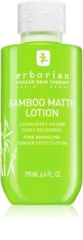 Erborian Bamboo matirajuća voda za lice za normalno i masno lice