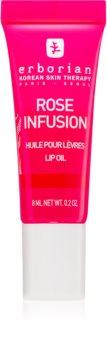 Erborian Rose Infusion huile à lèvres