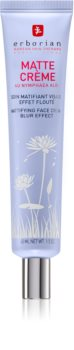 Erborian Matte Crème Refreshing Mattifying Cream for Even Skintone