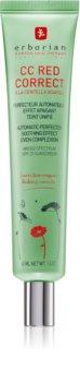 Erborian CC Red Correct Crème CC correctrice de rougeurs SPF 25