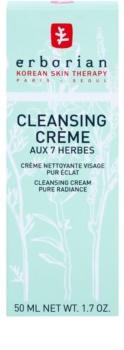 Erborian Detox 7 Herbs krem oczyszczający rozjaśniający