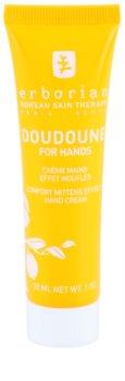 Erborian Yuza Doudoune kézvédő krém a finom és sima bőrért