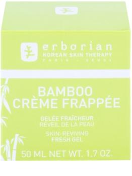 Erborian Bamboo erfrischende Gel-Creme mit feuchtigkeitsspendender Wirkung
