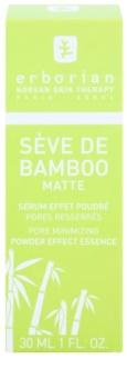 Erborian Bamboo sérum pre matný vzhľad pleti a minimalizáciu pórov