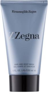 Ermenegildo Zegna Z Zegna gel doccia per uomo 150 ml