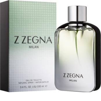Ermenegildo Zegna Z Zegna Milan toaletná voda pre mužov 100 ml