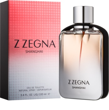 Ermenegildo Zegna Z Zegna Shanghai Eau de Toilette for Men 100 ml