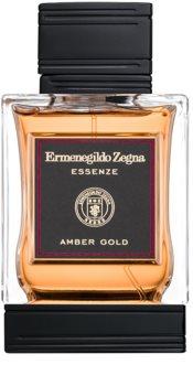 Ermenegildo Zegna Essenze Collection: Amber Gold Eau de Toilette para homens 125 ml