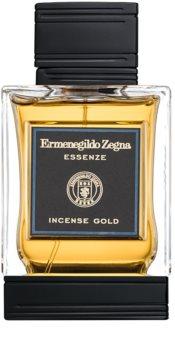 Ermenegildo Zegna Essenze Collection: Incense Gold Eau de Toilette Herren 125 ml