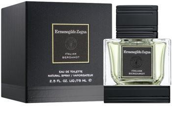Ermenegildo Zegna Essenze Collection: Italian Bergamot toaletná voda pre mužov 75 ml