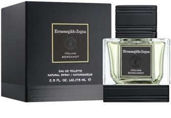 Ermenegildo Zegna Essenze Collection: Italian Bergamot toaletní voda pro muže 75 ml