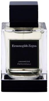 Ermenegildo Zegna Essenze Collection: Javanese Patchouli Eau de Toilette voor Mannen 125 ml