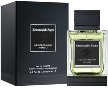 Ermenegildo Zegna Essenze Collection: Mediterranean Neroli Eau de Toilette für Herren 125 ml