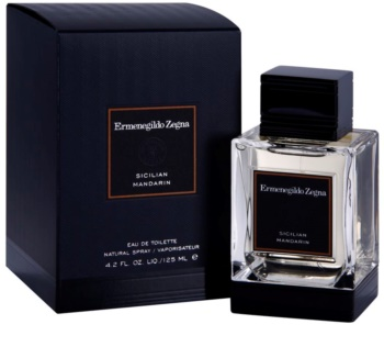 Ermenegildo Zegna Essenze Collection: Sicilian Mandarin eau de toilette pour homme 125 ml