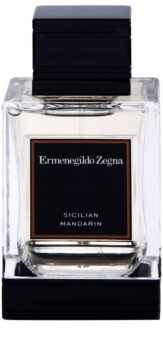 Ermenegildo Zegna Essenze Collection: Sicilian Mandarin Eau de Toilette for Men 125 ml