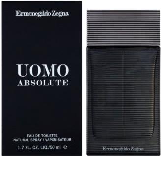 Ermenegildo Zegna Uomo Absolute Eau de Toilette para homens 50 ml