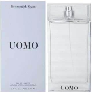 Ermenegildo Zegna Uomo Eau de Toilette voor Mannen 100 ml