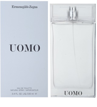 Ermenegildo Zegna Uomo toaletní voda pro muže 100 ml