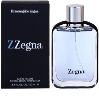Ermenegildo Zegna Z Zegna Eau de Toilette para homens 100 ml