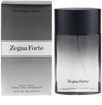Ermenegildo Zegna Zegna Forte Eau de Toilette für Herren 100 ml