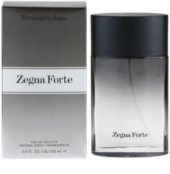 Ermenegildo Zegna Zegna Forte Eau de Toilette voor Mannen 100 ml