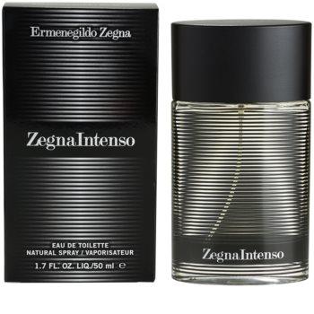 Ermenegildo Zegna Zegna Intenso Eau de Toilette for Men 50 ml