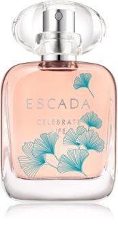 Escada Celebrate Life eau de parfum para mulheres 50 ml