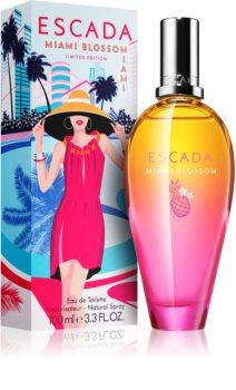 Escada Miami Blossom Eau de Toilette voor Vrouwen  100 ml