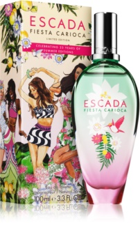 Escada Fiesta Carioca Eau de Toilette für Damen 100 ml