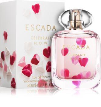 Escada Celebrate N.O.W. eau de parfum nőknek 80 ml