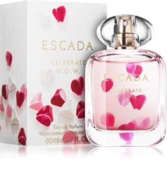 Escada Celebrate N.O.W. Eau de Parfum voor Vrouwen  80 ml