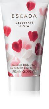 Escada Celebrate N.O.W. Body lotion für Damen 150 ml