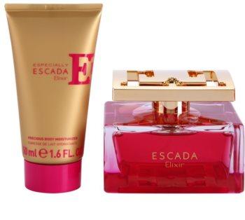 Escada Especially Elixir zestaw upominkowy IV.