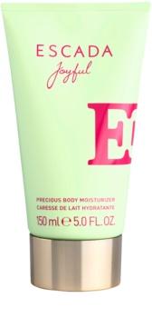 Escada Joyful lotion corps pour femme 150 ml