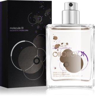 Escentric Molecules Molecule 01 Eau de Toilette unisex 30 ml Refill With Atomizer