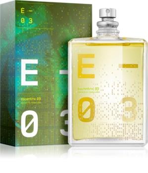Escentric Molecules Escentric 03 eau de toilette unisex 100 ml
