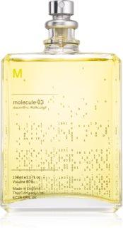 Escentric Molecules Molecule 03 toaletna voda uniseks