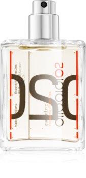 Escentric Molecules Escentric 02 eau de toilette unisex 30 ml recarga con pulverizador