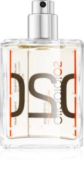 Escentric Molecules Escentric 02 toaletná voda unisex 30 ml + púzdro + kovové púzdro