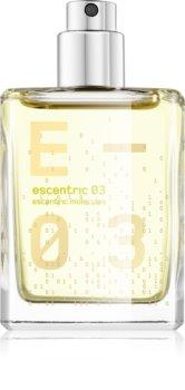 Escentric Molecules Escentric 03 eau de toilette recarga unissexo 30 ml