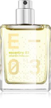 Escentric Molecules Escentric 03 Eau de Toilette unissexo 30 ml recarga